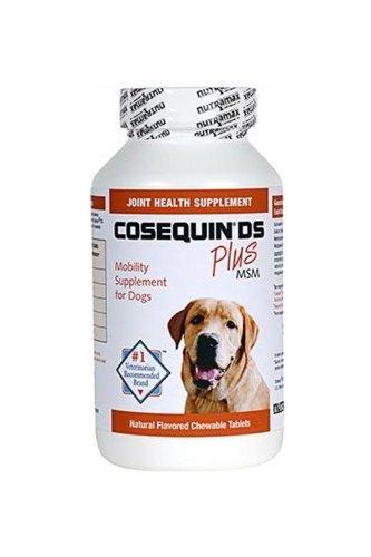 Cosequin DS chewables Plus MSM (180 count) by Cosequin: Amazon.es: Productos para mascotas