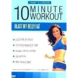10 Minute Workout-Blast Off Belly Fat