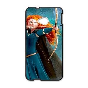 HTC One M7 Cell Phone Case Black Disneys Brave ndf