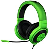Razer Kraken PRO Over Ear PC and Music Headset - Green (Certified Refurbished)