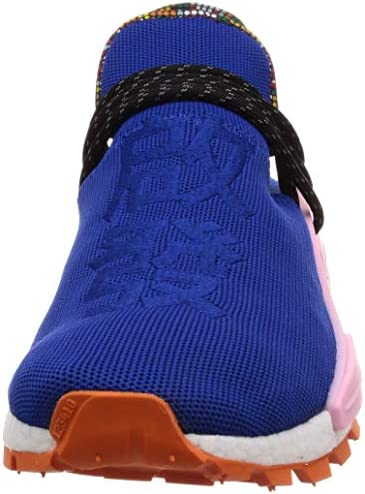 adidas Originals Baskets Pharrell Williams Solar HU NMD Bleu