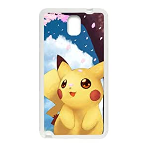 Pokemon lovely Pikachu Cell Phone Case for Samsung Galaxy Note3