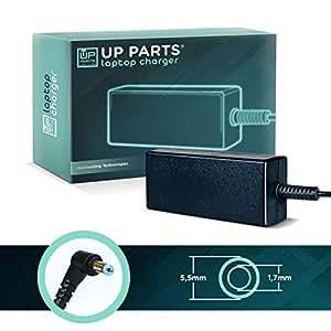 UP PARTS® NBP09 - Cargador Adaptador 65W 19V 3,42A Plug 5.5 ...
