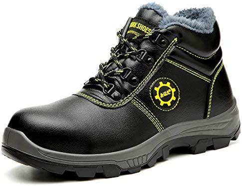 Zapatos de seguridad Urgente invierno / caliente de acero ...