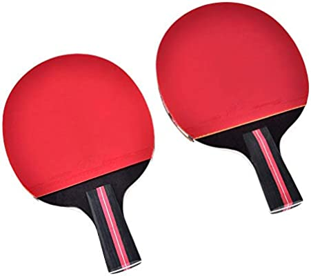 Dioche Juego de Tenis de Mesa, Tenis de Mesa Raqueta de Ping Pong ...
