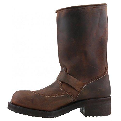 Sendra Boots - Botas de cuero para hombre marrón - marrón