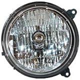 TYC 20-6289-90 Jeep Liberty Passenger Side Headlight Assembly