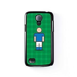 Ipswich Black Hard Plastic Case for Samsung? Galaxy S4 Mini by Blunt Football + FREE Crystal Clear Screen Protector wangjiang maoyi
