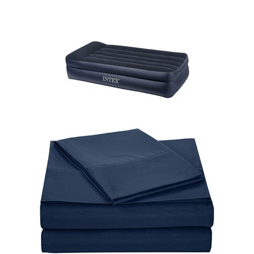 twin air mattress with sides - 7