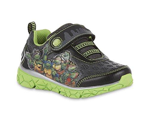 Nickelodeon Toddler Boys' Teenage Mutant Ninja Turtles Sneaker,