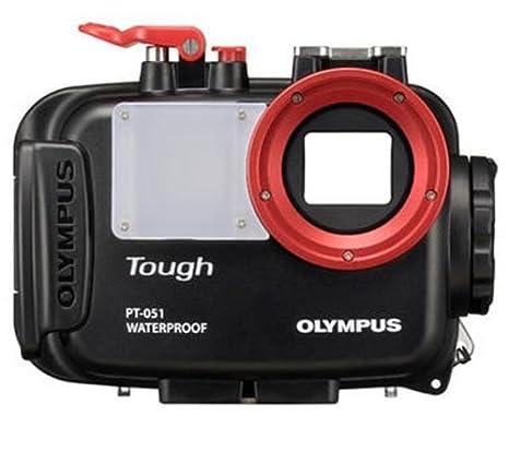 Olympus PT-051 carcasa submarina para cámara: Amazon.es ...