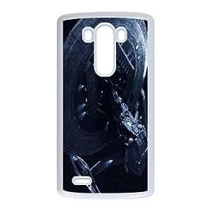 LG G3 Cell Phone Case White Star Wars Imperial Fleet X7W4G