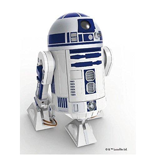 アクア R2-D2型 移動式冷蔵庫(ホワイト)【受注生産品】AQUA STARWARS(スターウォーズ)デザイン ASR-RD6E-W