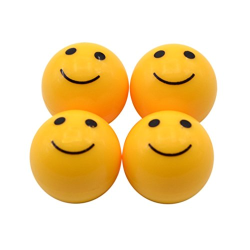 Lychee Smiling Face Bicycle Bike Car Schrader Valve Cap Dust Covers Tire Cycling Decor 4 Pcs