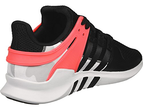 Adidas Originals Mens Originals Eqt Ondersteuning Adv Trainers Us14 Zwart