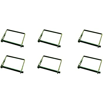 1//4 x 2-1//2 Usable Length JR Products 01274 Safety Lock Pin