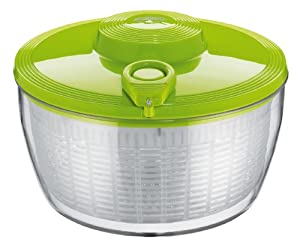 Küchenprofi 1310171100 Salatschleuder, grün