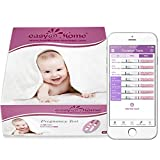 Easy@Home Pregnancy Test Strips, 60 HCG Tests