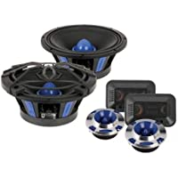 Soundstream SME.650C 6.5″ Pro Audio Component Speaker