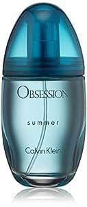 Obsession Summer by Calvin Klein for Women - Eau de Parfum, 100ml