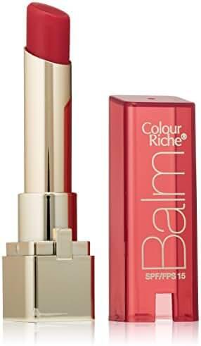 L'Oreal Paris Colour Riche Lip Balm, Heavenly Berry, 0.10 Ounces