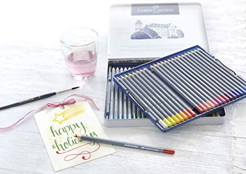 Faber-Castell Creative Studio Goldfaber Watercolor Pencils (48Count)