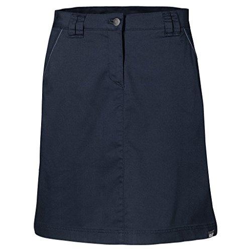 Jack Wolfskin Damen Rock Liberty Skirt, Night Blue, 42, 1503431-1010042