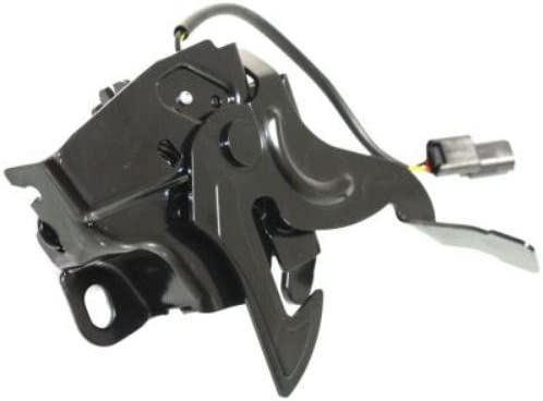 New Hood Latch Lock Black Coupe For Honda Accord 2012 HO1234123 74120TE0A01