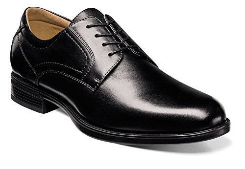 Black Oxford Toe 7 Black Florsheim Plain D Mens Midtown wZ48xpX