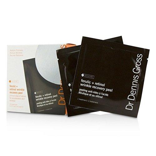 Dr.Dennis Gross Skincare Ferulic + Retinol Winkle Recovery Peel - (Dr Dennis Gross Hair)