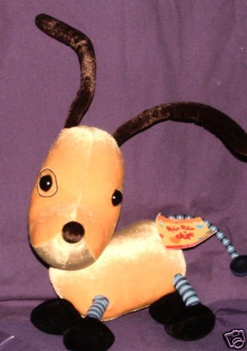 Rolie Polie Olie Dog Spot Plush (Poseable)