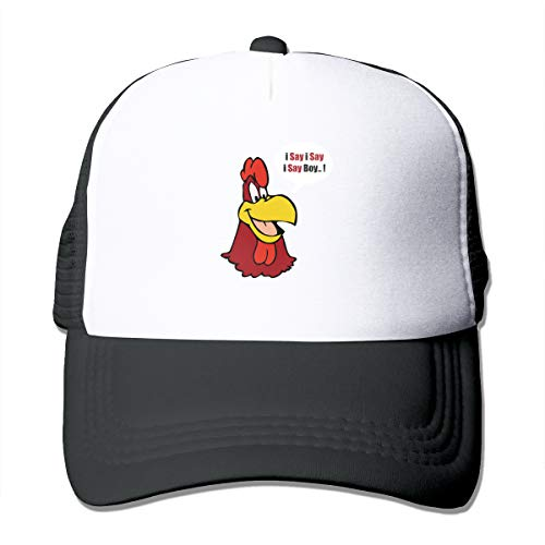 Trucker Hat Foghorn Leghorn Mesh Baseball Caps with Adjustable Strap for Men Women -