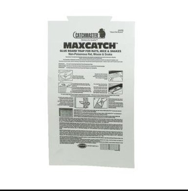Catchmaster GRB Rat Snake Glue boards (case of 24) (Catchmaster Glue Boards)
