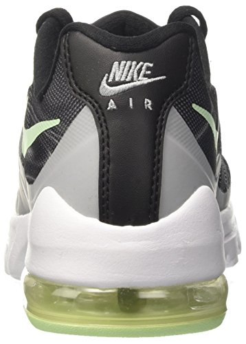 Nike Damen W Air Max Invigor Print Turnschuhe Mehrfarbig (Black/fresh Mint/wolf Grey/racer Pink)