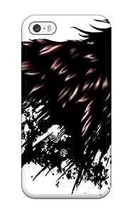 Cute High Quality Iphone 5/5s Video Games Touhou Reiuji Utsuho Case