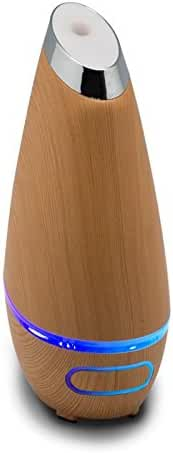 SpaRoom Phoenix Ultrasonic Essential Oil Diffuser with Mist Output Options, 110mL