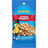 Planters Peanuts, Dry Roasted & Salted, 6 Ounce Bag (Pack of 12) Review