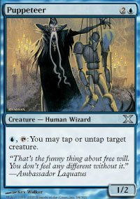 Magic: the Gathering - Puppeteer (98/383) - Tenth Edition