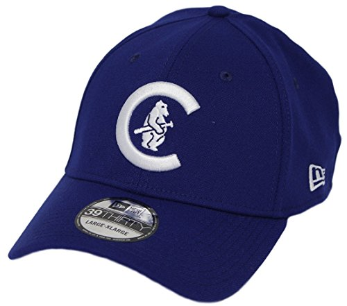 MLB 39THIRTY Cooperstown Classic Flex Fit Hat - C & Bear ()