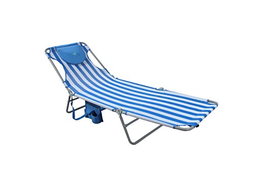 Ostrich Deluxe (Ostrich Deluxe Chaise Lounge Chair - with Large Storage Bag)