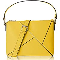 The Lovely Tote Co. Women's Crossbody Bag Puzzle Bag Shoulder Bag Satchel