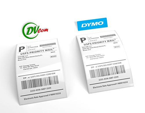 Dymo 4xl labels shipping 1744907 for termal labelwriter for Dymo 4x6 label printer