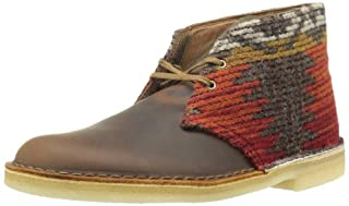 CLARKS Men's Desert Chukka Boot, Brown Combo, 9 M US (B00AYCLI6E) | Amazon price tracker / tracking, Amazon price history charts, Amazon price watches, Amazon price drop alerts