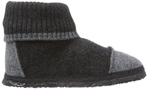Nanga 0001 - Zapatillas de casa de fieltro unisex Gris (Grau 60)
