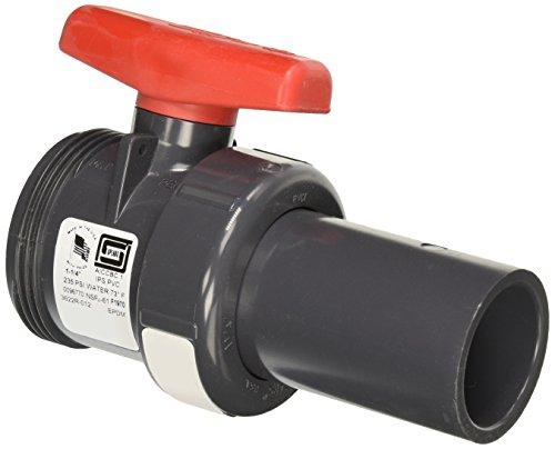 Spears 3622R-012 PVC Schedule 80 Standard Retrofit Ball V...