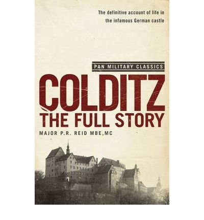 Colditz. The Full Story pdf epub