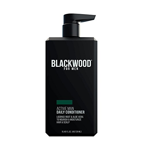 - Blackwood For Men Active Man Daily Conditioner, 15.46 Fluid Ounce