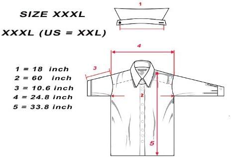 Black Pattern Sleeves Hawaiian Shirt Mens Thai Silk Shirt Short Sleeved