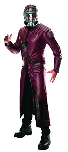Men's Guardians of the Galaxy Star-Lord Costume , Deluxe