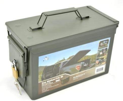 AB municiones con Llave y Caja de Herramientas con Cerradura ...